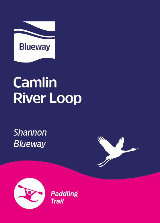 The Shannon Blueway Guide - Camlin River Loop (Paddling)